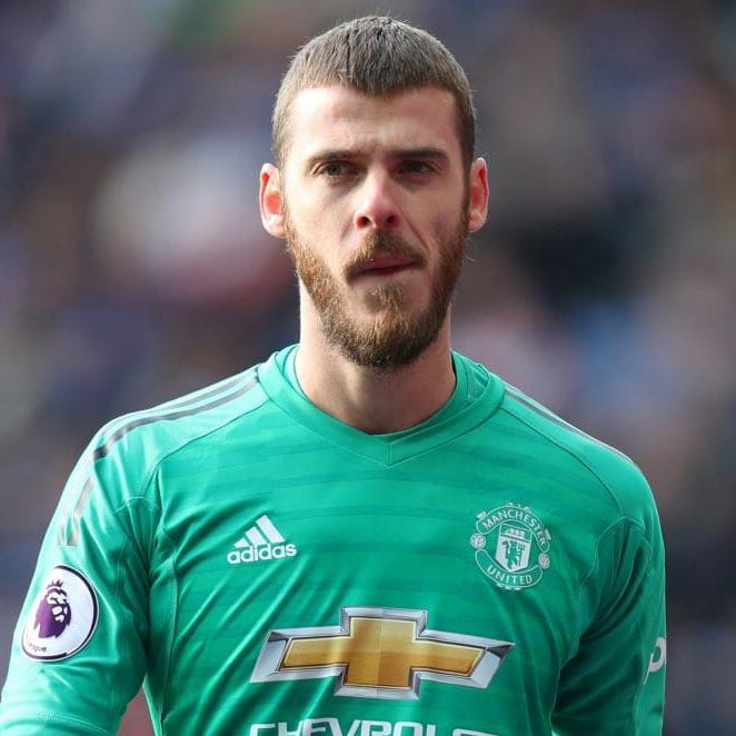 David De Gea made his 398th appearance equalling Peter Schmeichel's record for the club.